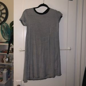 Forever 21 Striped Tee Dress